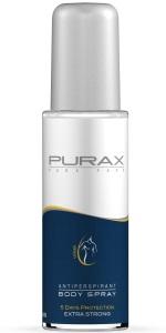 Purax antitranspirant spray