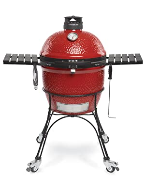 Kamado Joe 46cm Classic II Ceramic BBQ Smoker with Cart