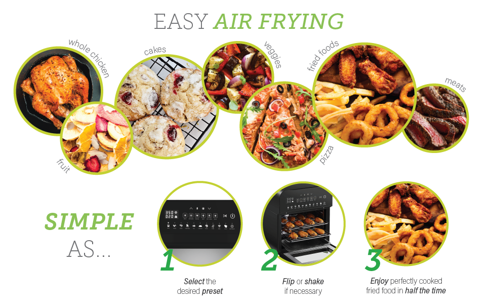 air frying