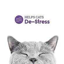 Petstages cuddle cat kitty destress unicorn cute toy soft plush