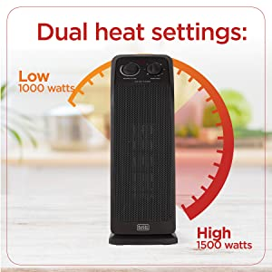 portable heater thermostat