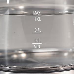 electric ;tea;water;hot;mini;kettles;teakettle;breville;cuisinart;temperature;control;pour;over;drip