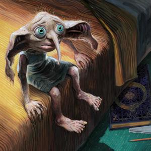 Harry Potter, Chamber of Secrets, Dobby