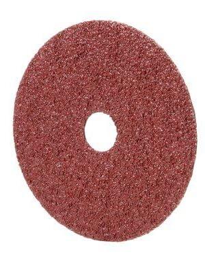 """4-1//2/"""" Fiber Resin Sanding Disc 50 Grit 50pk Bulk ZIR Professional Grade"""