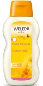 crema fluida corpo calendula