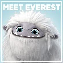 Abominable, Yeti, Family, Kids, DVD, Blu-ray, 4K, Boy, Friendship, Dreamworks, Everest