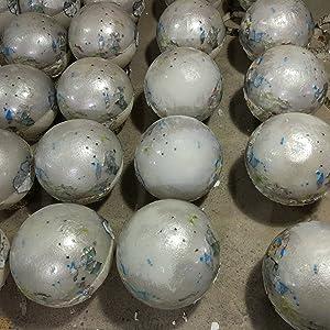 Pearl Powders make ocean shine