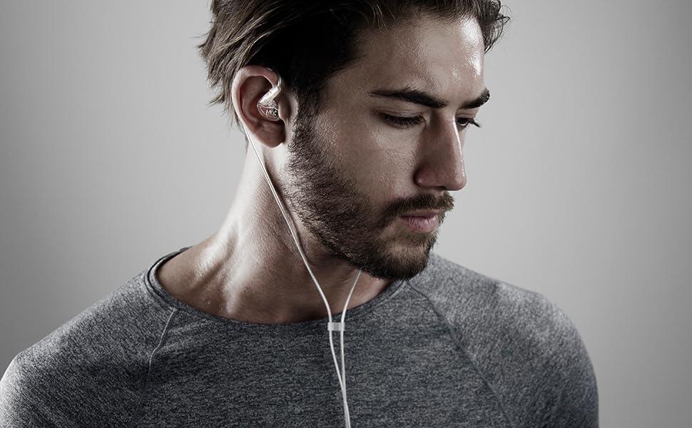 M6 Sports In Ear Headphones