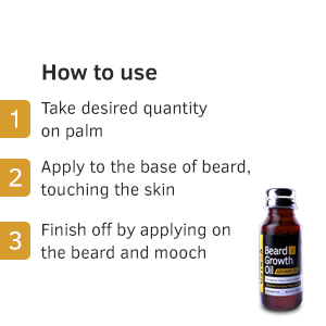 how to increase beard growth, how to use beard oil, best way to grow beard, beard growth oil, ustraa