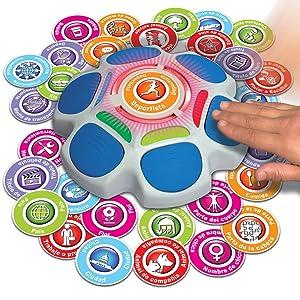 Educa Borrás Stop. Persona, Animal o Cosa, Juego de Mesa (16589) , color/modelo surtido: Amazon.es: Juguetes y juegos