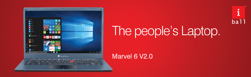 iball marvel laptop