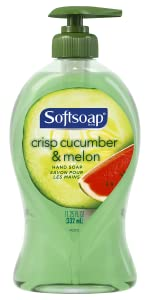 Crisp Cucumber & Melon