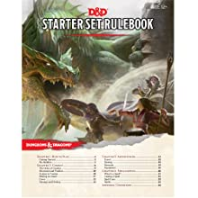 Starter Set rule book