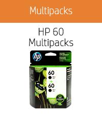 HP 60 Multipacks