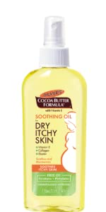 Soothing Oil for Dry Itchy Skin
