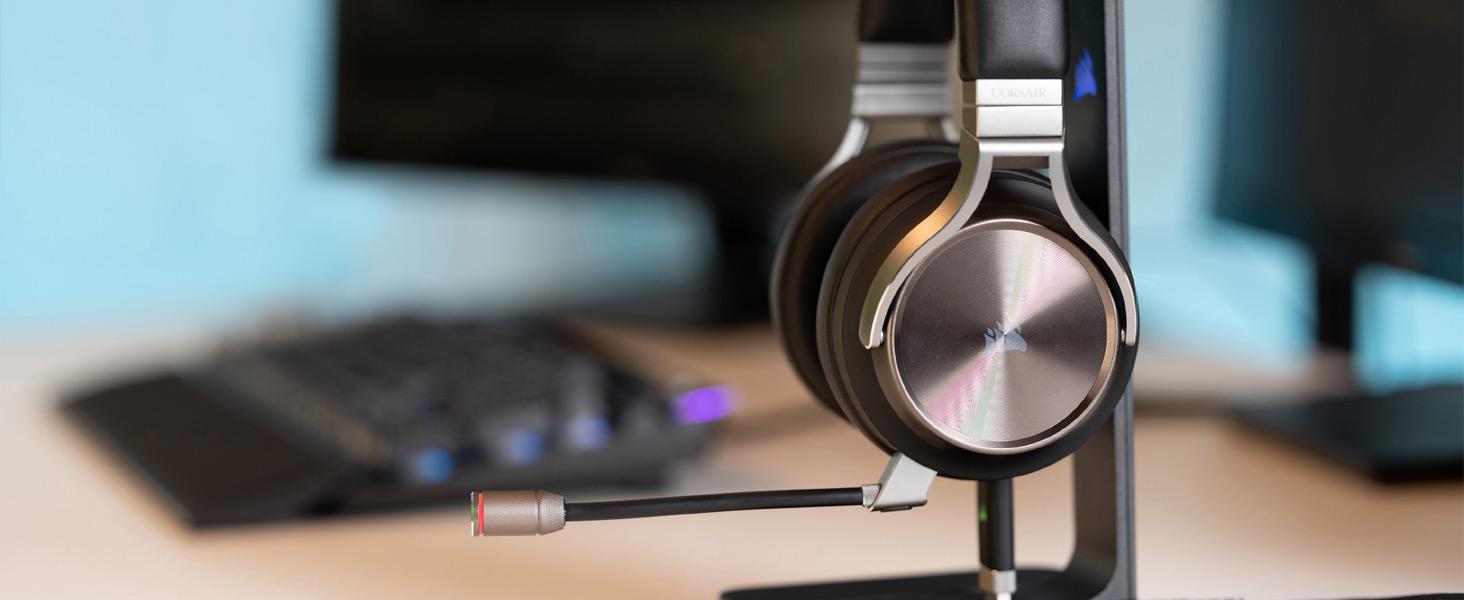 VIRTUOSO RGB WIRELESS SE High-Fidelity Gaming Headset — Gunmetal