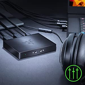 Razer Ripsaw HD, Capture Card, Twitch, Youtube, Lets Play, Gaming, Broadcast, Livestream