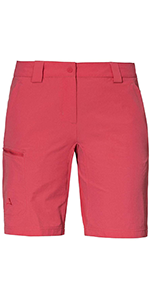 Schöffel Kailuka - Pantalones cortos para mujer (talla L)