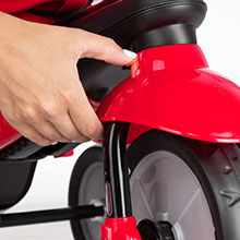The Trike Control Button
