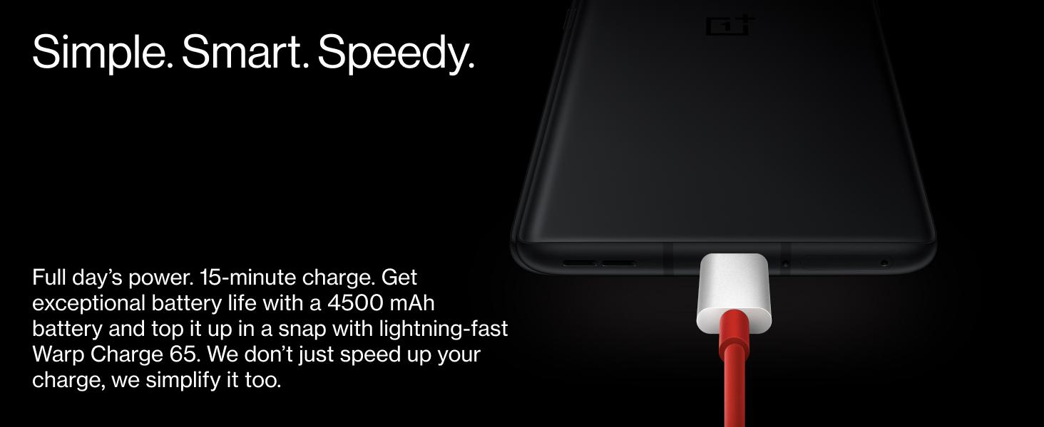 Simple Smart Speedy
