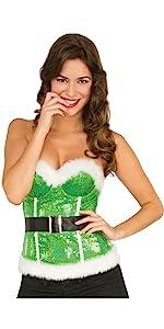 sexy green elf