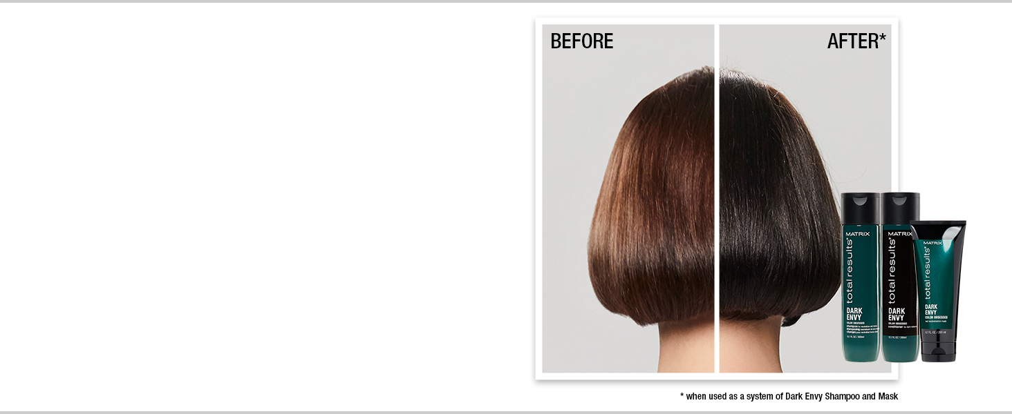 matrix shampoo conditioner toning hair care color treated natural color depositing