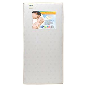 delta children crib toddler mattress baby safe sleep