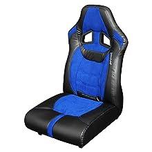 ゲーミング座椅子 LOC-01-BU