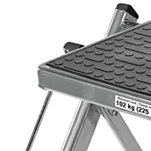 Amazon Com Polder 90401 91h Mini 2 Step Stool 17 Quot High