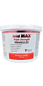 granules triple strength joints dogs