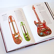 rock band, presents for musicians, music books for men, books for music lovers, learn to play guitar