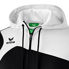 Erima Herren Club 1900 2.0 Trainingsjacke, mit Kapuze  Amazon.de ... 0fd9126e3a