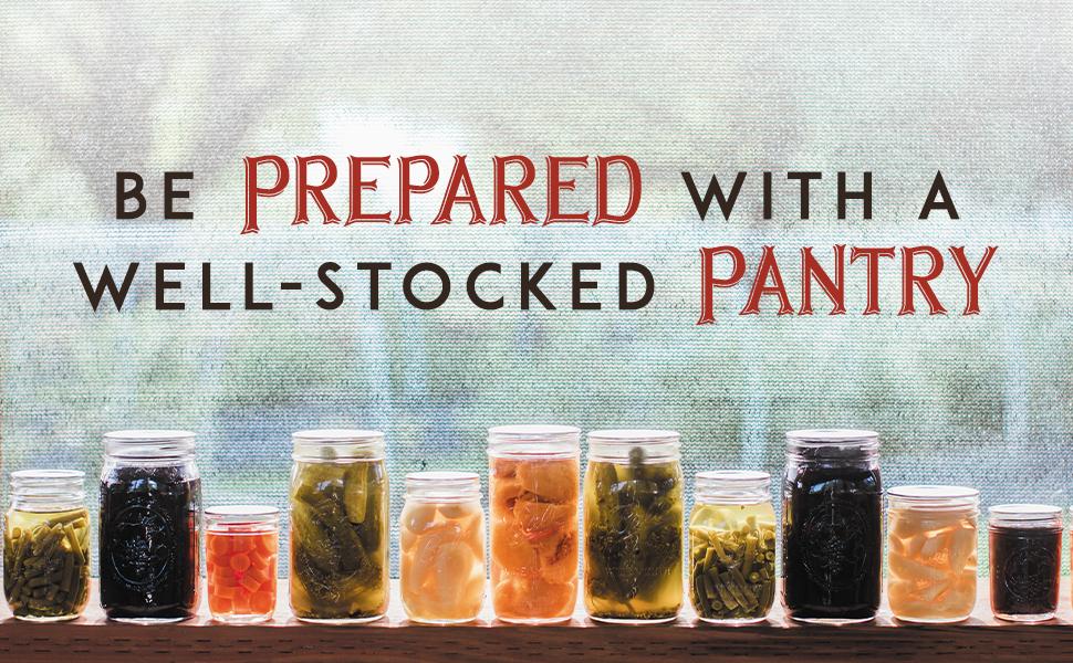 prepared pantry canning cookbook