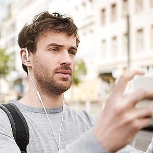 Sennheiser Ambeo Smart Headset Sennheiser Ambeo White Elektronik
