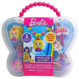 Barbie Necklace Set