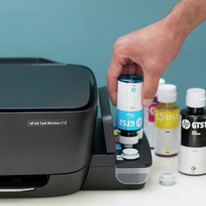HP Ink Tank 410 Multi-function Wireless Printer