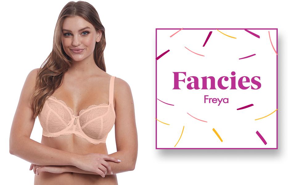 bra, bras, freya, freya lingerie, full busted, lingerie