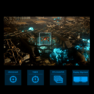 TUF Gaming VG27VQ Curved Gaming Monitor