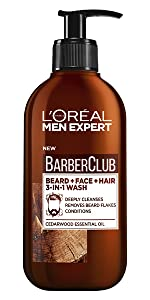 L'Oreal Paris Barber Club
