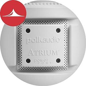 Polk Audio Atrium 6 Sats Outdoor Speaker 100 W Black Mp3 Hifi