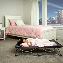 portable toddler cot