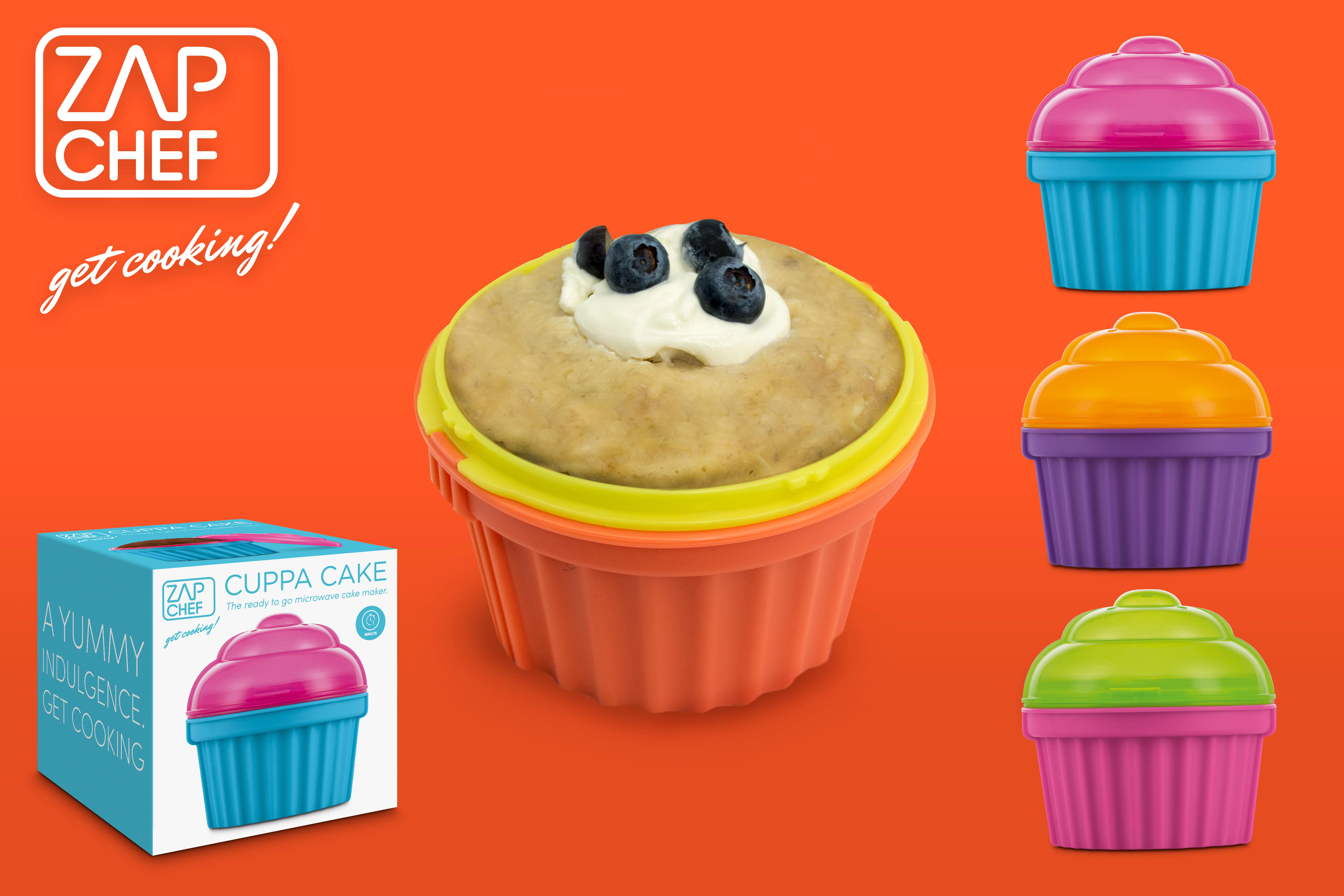 Amazon.com: Funtastic América, Inc Zap Chef Cuppa Pastel ...