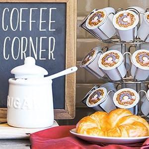 Donut Shop K-Cup Pods, K-Cup Pods, K-Cups, Keurig K-Cups, kcups, coffee pods, k cup coffee pods