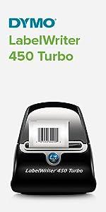 dymo 450T label maker