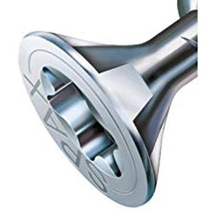verst/ärkter Kopf, Pan Head, Antrieb: T-10 SC9045 Spanplattenschrauben mit Rundkopf und TX - Vollgewinde 3 x 16 mm - SC-Normteile/® - Edelstahl A2 V2A 200 St/ück