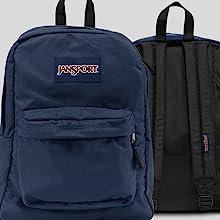 JanSport SuperBreak backpack is with you forever