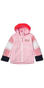 kids helly hansen jacket