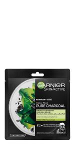 Garnier Charcoal Tissue Mask