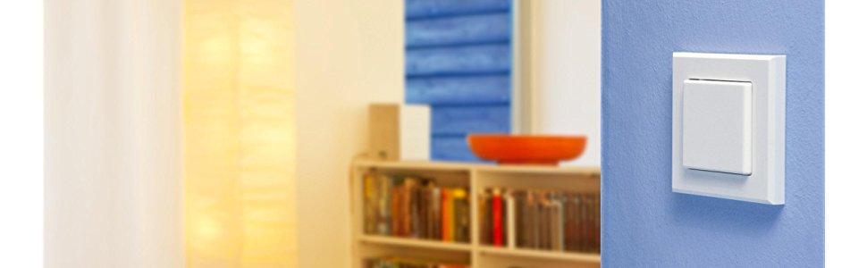 innogy se smart home unterputzdimmer. Black Bedroom Furniture Sets. Home Design Ideas