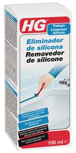 ... HG Elimina silicona ...